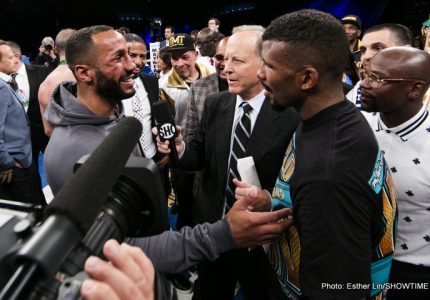 Badou Jack and James DeGale Unification Bout Still In Tact Despite Controversy in DC