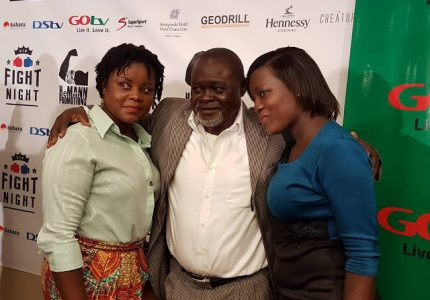 Azumah Nelson selects boxers for VIP Fight Night in Accra