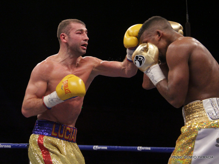 Lucian Bute - A settlement has been reached between Lucian Bute and the District of Columbia Athletic Commission, several months after an initial anti-doping test result was announcement regarding traces of Ostarin found in Bute's urine samples this past May.