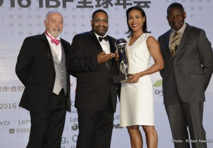 Cecilia Braekhus awarded IBF Female fighter of the year