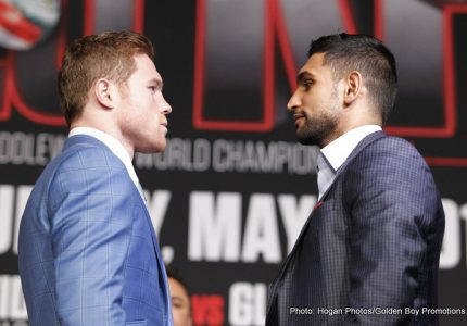 With Amir Khan, It's Always Been All or Nothing