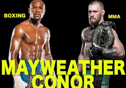 Floyd Mayweather-Conor McGregor super-fight rumours persist, Floyd uploads fight poster on Instagram