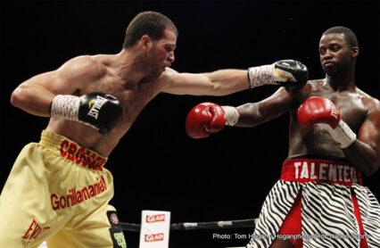 Dusty Hernandez-Harrison - Boxing News