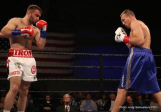 Jordan Shimmell, Murat Gassiev - Boxing News