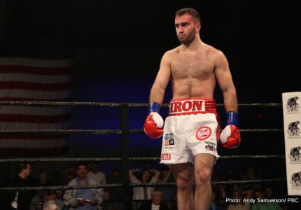 Lebedev vs. Gassiev: Get ready for an explosion in Moscow!