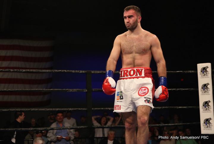 Denis Lebedev Murat Gassiev Boxing News