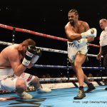 David Haye - Hayemaker Promotions and UKTV are delighted to announce that David Haye's victory over Arnold Gjergjaj was another huge success. With a peak audience of 2.5m tuning in, 'Haye Day II' formed part of Dave's biggest day in its history.