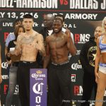 Dusty Hernandez-Harrison Mike Dallas Jr Boxing News