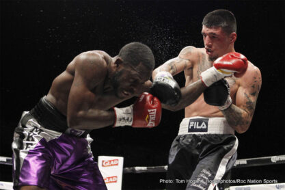 Dusty Hernandez-Harrison - Boxing News