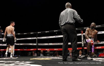 Dusty Hernandez-Harrison Boxing News Boxing Results