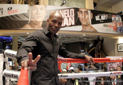 "Bernard Hopkins ""not retired"" – eyes farewell fight this year"