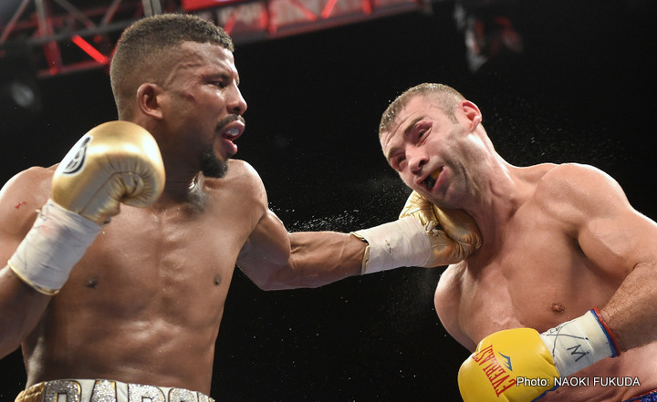 "Badou Jack, Lucian Bute - By Boxing's Devil's Advocate, Daniel M Webster - Ladies and gentlemen of the jury, today I intend to prove, by a preponderance of the evidence, that the majority draw decision in the Badou Jack vs Lucian Bute fight is a perfectly acceptable outcome. It is true that the decision was initially met with shock, dismay and outrage.  After what appeared to be 12 dominating rounds, Badou Jack found himself having to settle for a draw against former champion Lucian Bute.  ""How could such a thing have happened?"", you might ask yourself.  Surely this is a sign of  incompetent judging, as Teddy Atlas so often professes; the kind of thing that is killing this great sport of ours.  I am sorry to shatter the illusions of conspiracy and corruption, but this was neither the result of unscrupulous promoters, greased palms, or underworld influence.  Lucian Bute received a draw in this fight simply because two of the three judges objectively believed he won 6 of the 12 contested rounds."