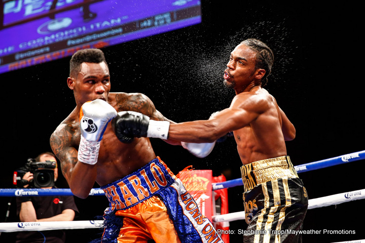 Demetrius Andrade Jermell Charlo Boxing News