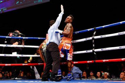 Jermell Charlo John Jackson Boxing News Boxing Results