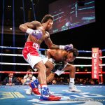Austin Trout - IBF junior middleweight champion Jermall Charlo (24-0, 18 KOs) was fortunate to hold onto his IBF title tonight in his title defense against challenger Austin Trout (30-3, 17 KOs) at The Cosmopolitan in Las Vegas, Nevada. Charlo, 26, won the fight by a 12 round unanimous decision by the scores of 115-113, 116-112, 116-112.