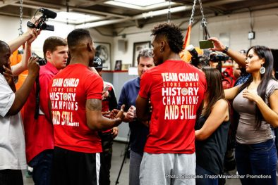Austin Trout Erislandy Lara Jermall Charlo Jermell Charlo John Jackson Liam Smith Vanes Martirosyan Boxing News British Boxing