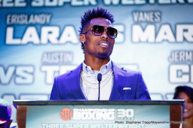 Austin Trout Erislandy Lara Jermall Charlo Jermell Charlo Vanes Martirosyan Boxing News
