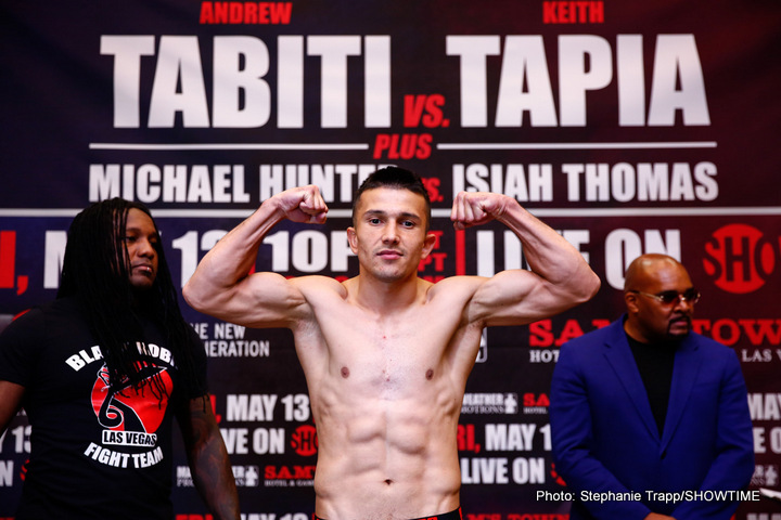 Sanjarabek Rakhmanov - Uzbekistan amateur standout and former NABF Junior Welterweight Champion Sanjarabek Rakhmanov has inked a deal with Las Vegas-based Victory Sports and Entertainment headed up by Mike Leanardi.