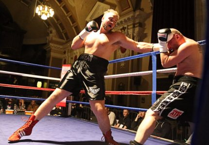Nathan Gorman on Klitschko/Fury Undercard