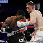 Jason Quigley - Unbeaten Irish prospect Jason Quigley made a big step towards becoming a contender with his last win, a May 7 points victory over the experienced James De La Rosa, and now the former amateur standout has a, the sky's the limit attitude. Quigley may be just 11-0 as a pro, but he says in an interview with The Irish News that he already has superstars such as Gennady Golovkin and Saul Alvarez on his radar.