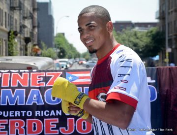 Felix Verdejo Press Room