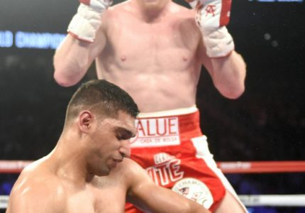Canelo Alvarez could make a 154-pound title defence in next fight, middleweight debut planned for May