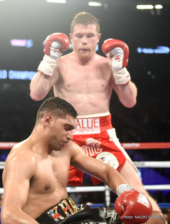 Canelo Alvarez - Golden Boy's Eric Gomez spoke with RingTV.com today, the subject of conversation being the plans for Mexican superstar Canelo Alvarez's next move. As Alvarez continues to heal – he fractured his right hand during his September win over Liam Smith – he also looks forward to his next fight. Gomez says Alvarez will not vacate the WBO 154-pound belt he won from Smith, as his next fight could be a defence of the strap.