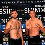 Jordan Shimmell - Murat Gassiev, 22-0(16KO), meets one-loss Jordan Shimmell for a 12-round IBF cruiserweight eliminator in the main event on FS1 this Tuesday night. From its inception, Fox Sports 1's Toe-To-Toe Tuesday fight series has matched prospects and contenders in real fights, exactly what the fans want to see. It features boxers climbing the ladder in development bouts and champion-level matchups. The Premier Boxing Champions series on FS1 has proved to be consistent in the absence of ESPN's Friday Night Fights.