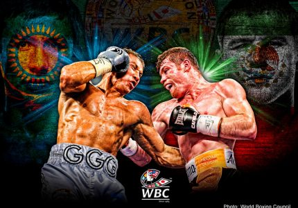 Canelo to vacate WBC title, still wants Golovkin