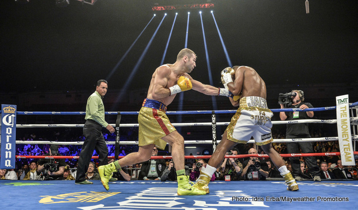 MONTRÉAL (May 26, 2016) - Lucian Bute was informed of the results of the anti-doping test done after his World Boxing Council (WBC) world title fight against Badou Jack, April 30, in Washington, D.C.