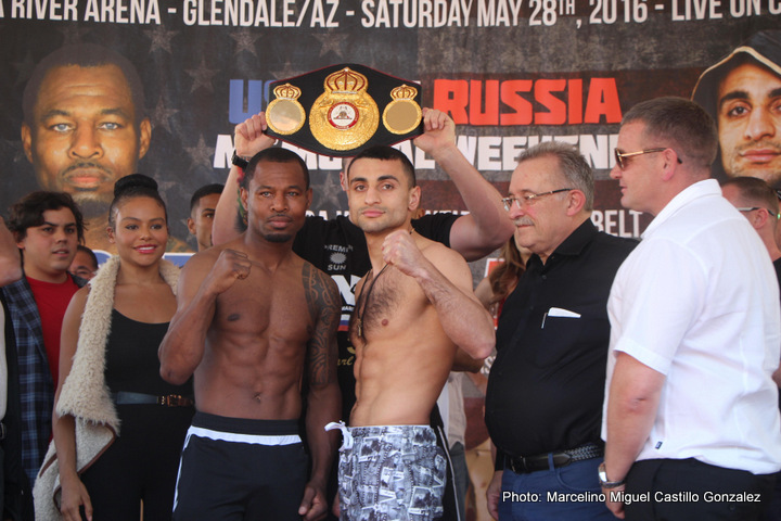 David Avanesyan Shane Mosley Boxing News Boxing Results