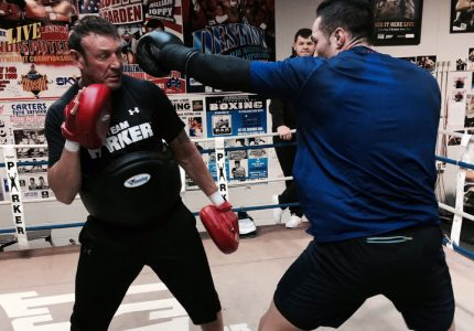 "Parker's trainer Kevin Barry: ""Joshua is talking to other camps at the moment"""