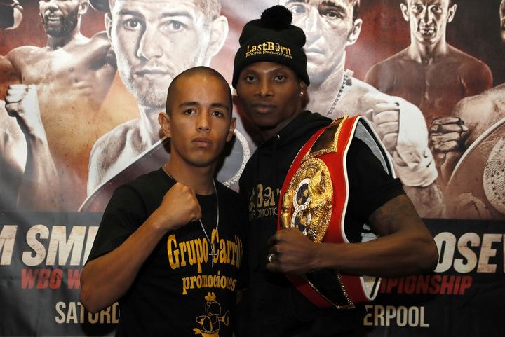 Victor Ruiz Zolani Tete Boxing News British Boxing