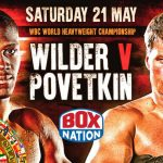 Alexander Povetkin - MAY 15, 2016 - In the wake of the news on Friday that Alexander Povetkin tested positive for the banned substance meldonium, WBC Heavyweight Champion Deontay Wilder and his representatives have been made aware of the WBC's decision on Sunday that the fight will not occur in Moscow on May 21.