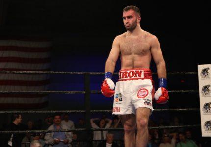 """Murat """"Iron"""" Gassiev beats Jordan Shimmell"""