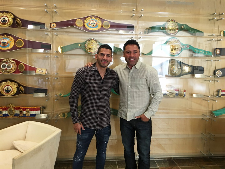 Jorge Linares - Boxing News