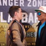 Ismael Barroso - Weigh-In results from Manchester: Crolla weighed 134.3 lbs., Barroso weighed 134.2 lbs.