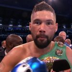Stephen Smith - Tony Bellew (27-2-1, 17 KOs) picked up the WBC cruiserweight title tonight with an easier than expected 3rd round knockout win over Ilunga Makabu (19-2, 18 KOs) at Goodison Park in Liverpool, England. Bellew went in the underdog but he showed that the oddsmakers had been wrong in installing the 28-year-old Makabu the favorite.