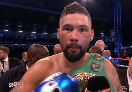Tony Bellew: I'll give Sideshow Bob (David Haye) a return once I've knocked him out!