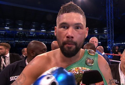 Marco Huck, Tony Bellew - Bellew isn't the man at cruiserweight despite what he thinks..