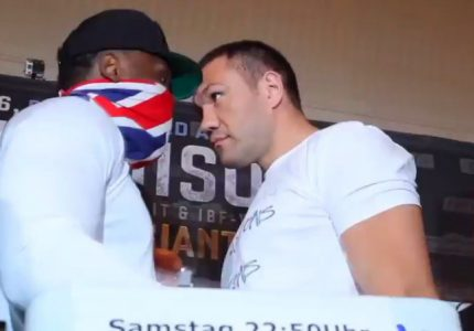 Fury doesn't think Chisora will beat Pulev, will root for him anyway