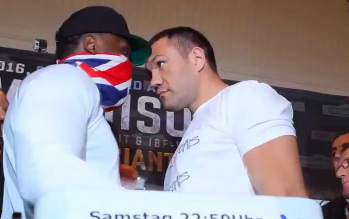 Dereck Chisora Kubrat Pulev Boxing News