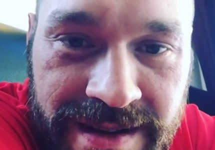 Tyson Fury Statement – Klitschko/Fury Rematch