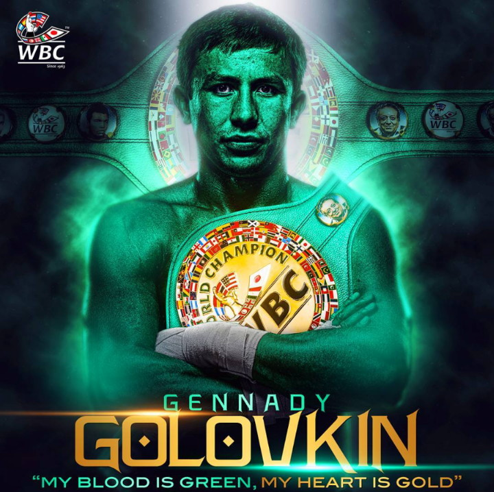 Gennady Golovkin - Unbeaten middleweight and pound-for-pound star Gennady Golovkin, now the holder off all major belts at 160-pounds barring the WBO belt currently held by Britain's Billy Joe Saunders, needs a fight. Having been disappointed over the way Mexican star Saul Alvarez opted to hand him his WBC title instead of signing to fight him in September (we can hope the mega-fight will still happen but nobody is holding their breath), GGG now searches anew for his next opponent.