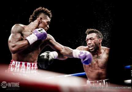 Jermall Charlo and Julian Williams quotes