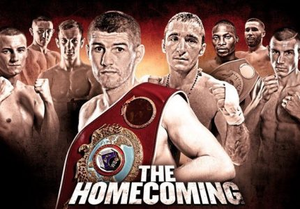 Liam Smith targeting Kell Brook