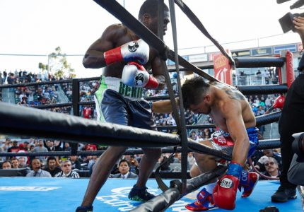 Andre Berto conquers Victor Ortiz in rematch