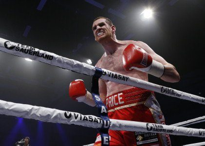 David Price back to winning ways, now wants shot at Anthony Joshua
