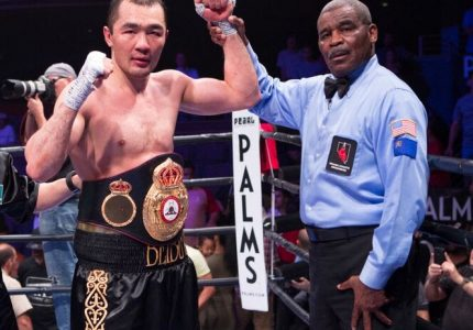 Beibut Shumenov vs. Junior Wright on 5/21