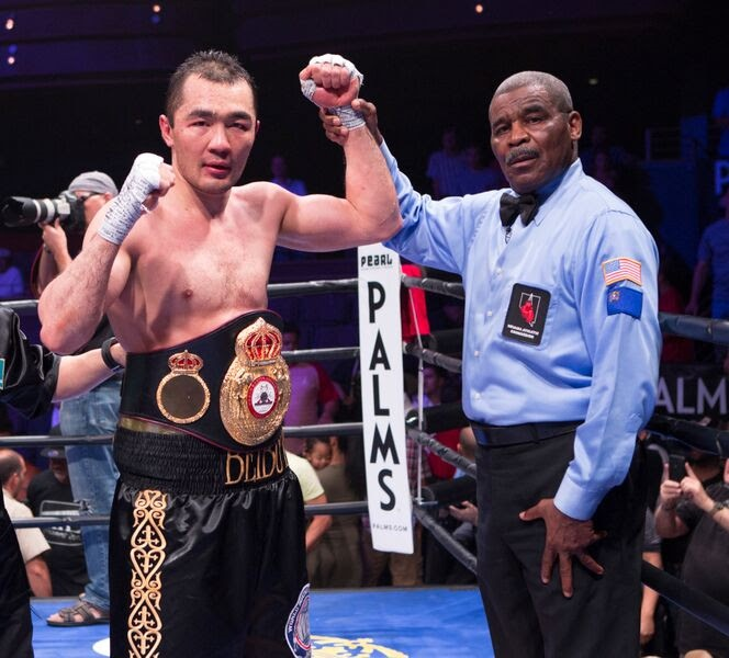 Beibut Shumenov Boxing Interviews Boxing News